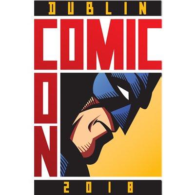 Dublin Comic Con Spring Edition